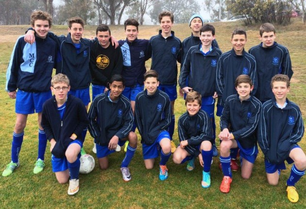 Marist College Canberra Football Club