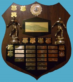 First XI Best and Fairest (1984-  )